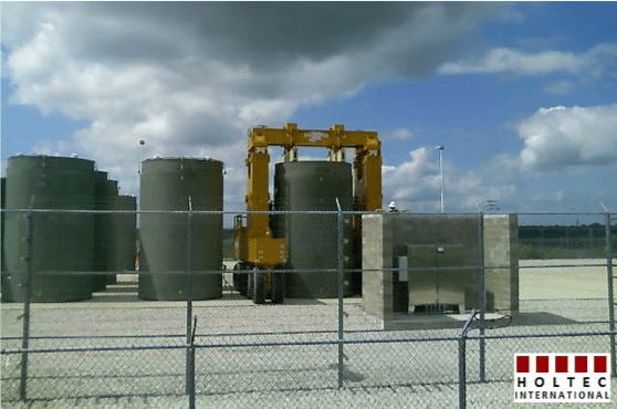 Comanche Peak and Holtec Ink a long-term contract for the supply of dry storage systems and associated services