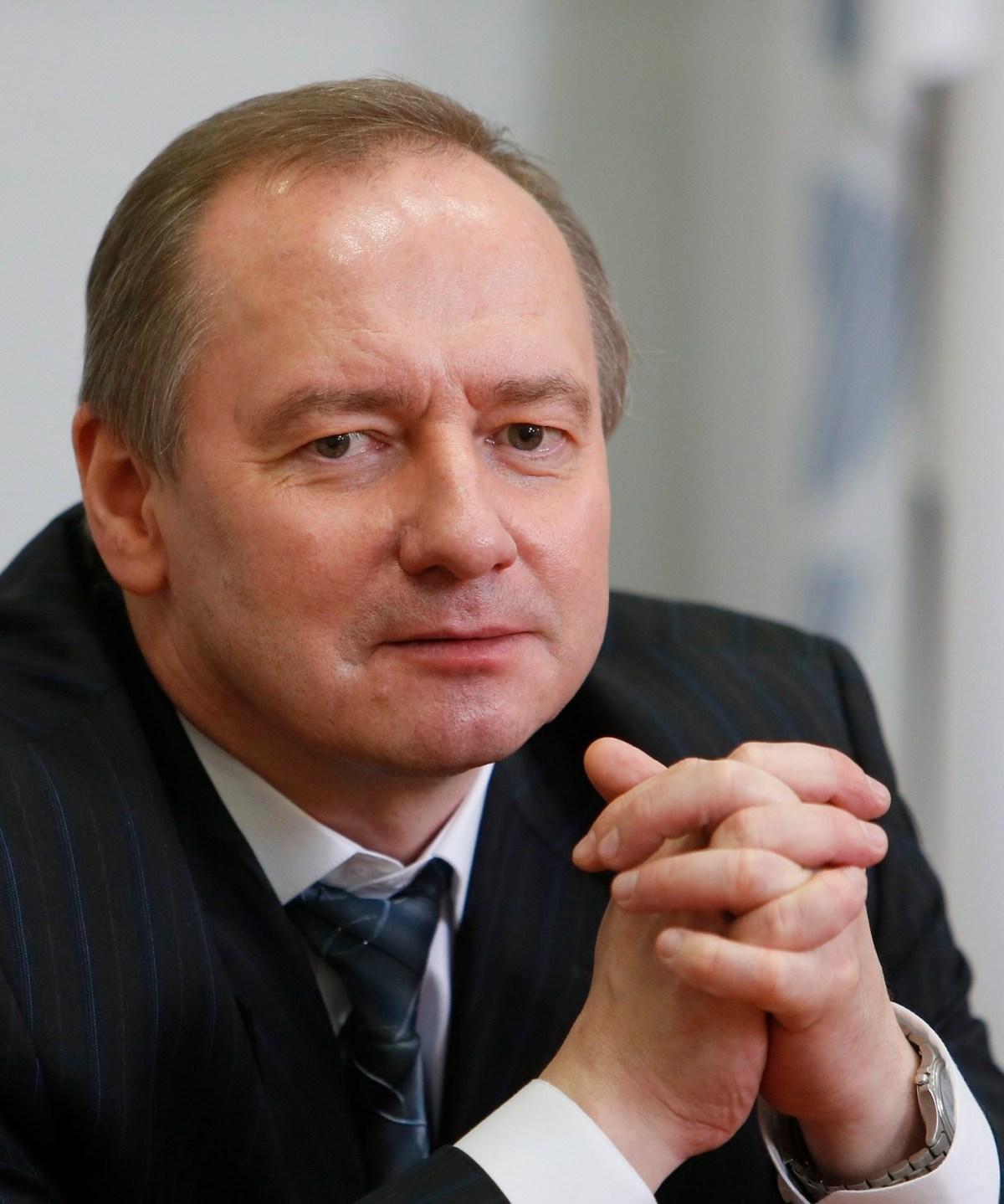 Yuriy O. Nedashkovskiy