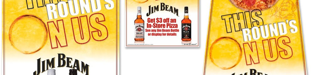 Jim Beam This Round's On Us