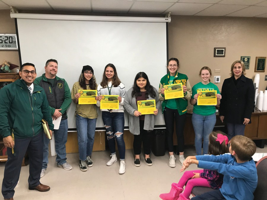 Holtville High Science Team Wins $10,000