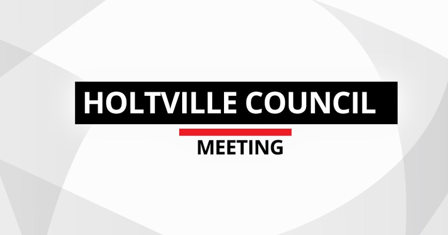 Holtville Council Meeting - Senior Housing Project