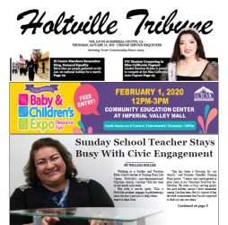 Holtville Tribune e-Edition for 1-23-20