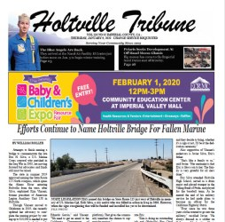 Holtville Tribune E-Edition 1-9-20