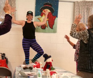 Twist Again: Woman's Club of Holtville Stretches Out to Limber Up
