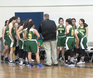 Holtville High School Girls' Basketball Team Doing Well