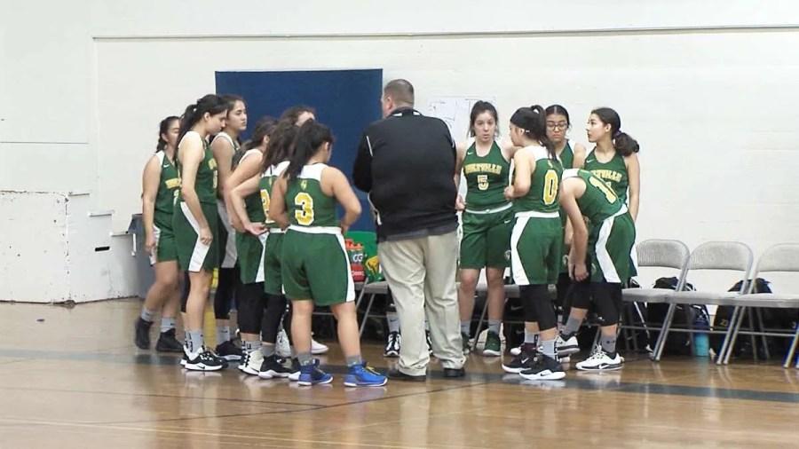 Holtville High School Girls' Basketball Team Doing Well