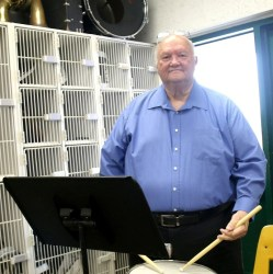 Long-time Holtville Band Director Thanks Community