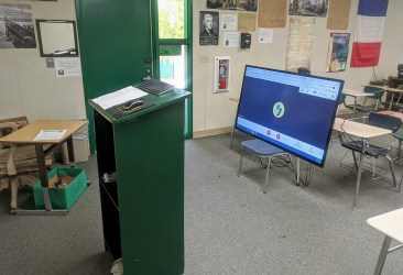 Holtville Schools Begin Virtually on First Day of Classes