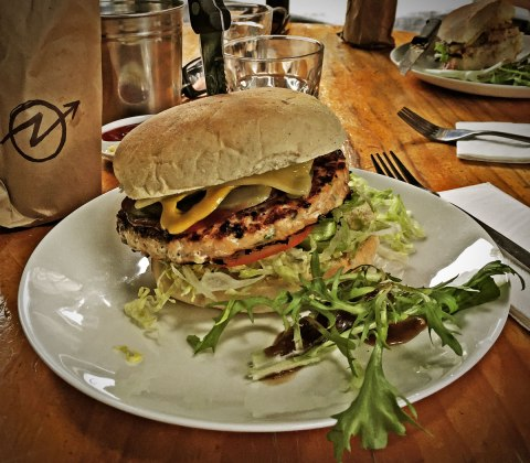 Beautiful Burgers Chippendale NSW Chicken Burger Review Food Critic HolyCluck Holy Cluck Sandwich Chook Eran Thomson