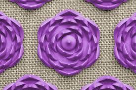 Pranamat lotus flower shape plastic