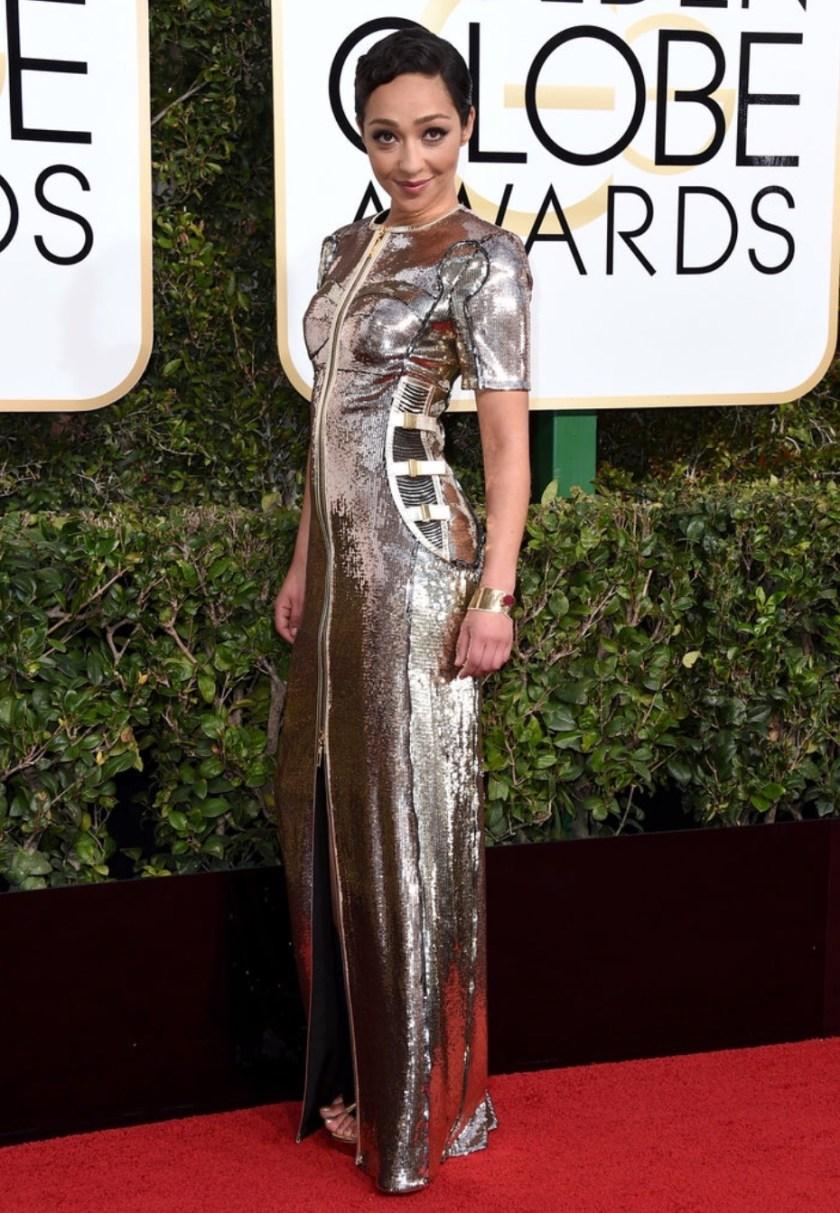 Ruth Negga Golden Globes