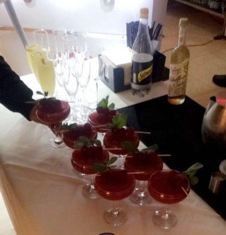 Benefit Cocktails