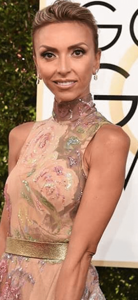 Giuliana Rancic Golden Globes