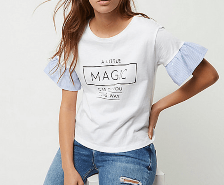 River Island Magic T Shirt