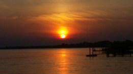 HCPT sunset