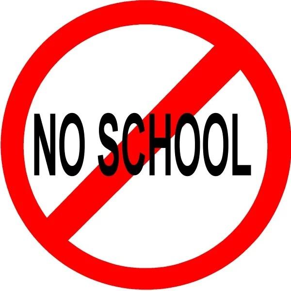 HCLS - No School