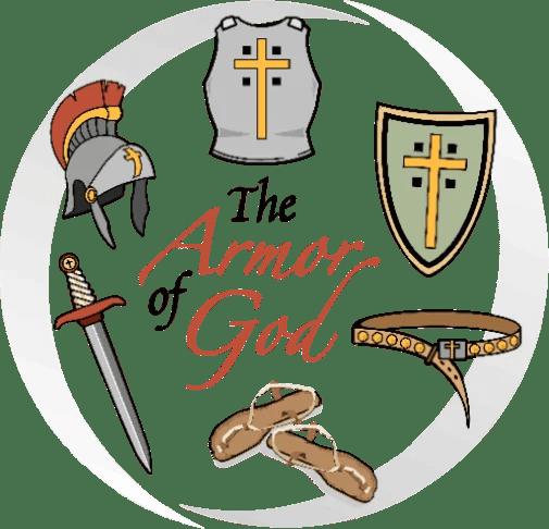 Preschool Camp - Armor of God