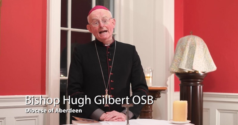 A Message from Bishop Hugh, OSB