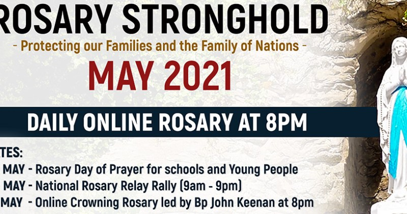 May Rosary Mission 2021