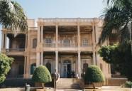 Photo: Shangyun Shen, episcopal palace in the Monastery of Dayr al-Muharraq.