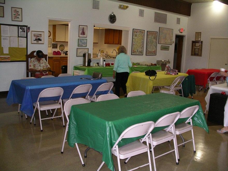 Holy Guardian Angels, Lantana Florida -Parish Hall