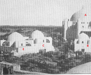 Makam Baqi Sebelum Dihancurkan Salafi Wahabi