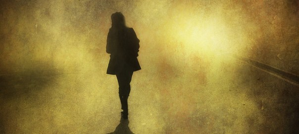 prophetic word 2012, girl walks into mysterious light
