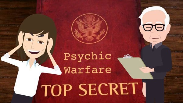 Psychologist Dr. Ray Hyman, the CIA's Psychic Investigator