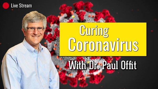 Dr. Paul Offit Curing Coronavirus
