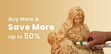 Buy More & Save More - Up to 50%