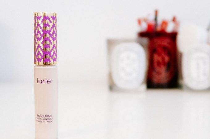 Quick Review: Tarte Shape Tape in Fair Beige