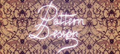 Surface Pattern Design – Tissus avec motifs originaux et uniques