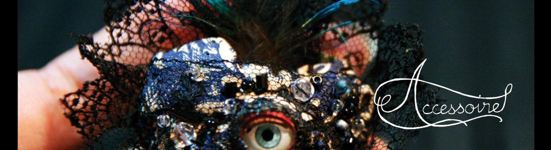accessoire bijoux textile