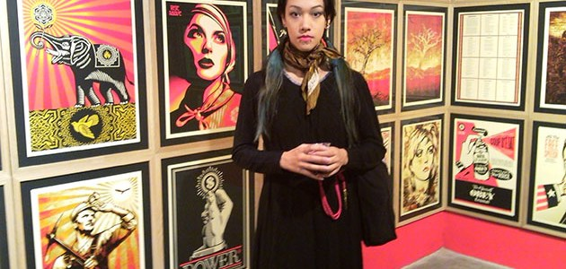 Exposition – Obey – Shepard Fairey