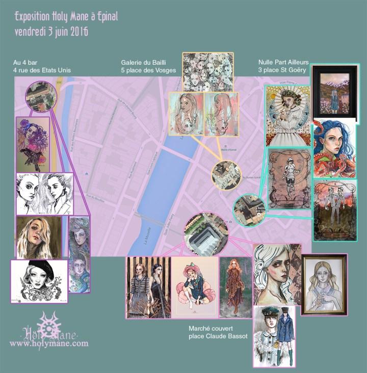 exposition Epinal Holy Mane