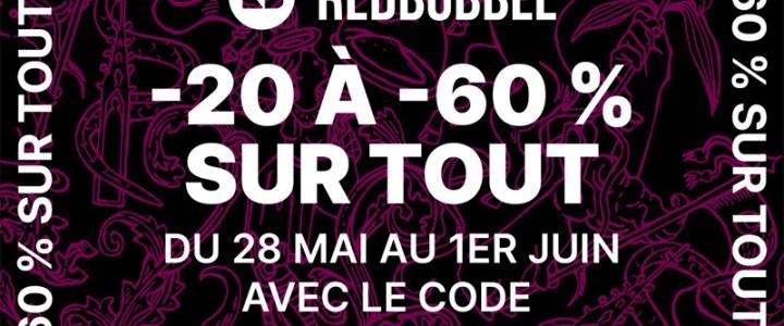 Ma boutique Redbubble