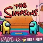 Mod los SimpsonS para Among Us PORTADA DE ARTÍCULO