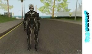 Metal Gear Rising Mod Gta San Andreas