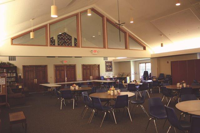Holy Nativity Fellowship Hall