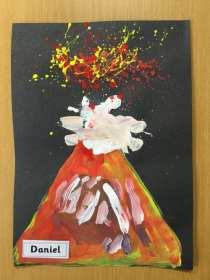 Volcano Daniel