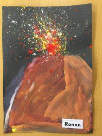 Volcano Ronan
