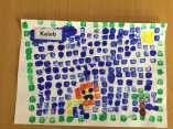 Kaleb mosaic