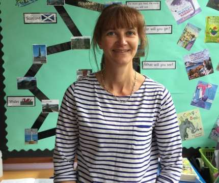 Mrs Baker (Class Teacher)