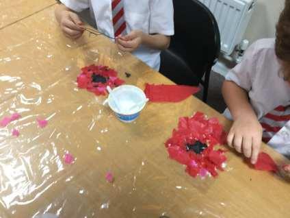 Calder Poppies