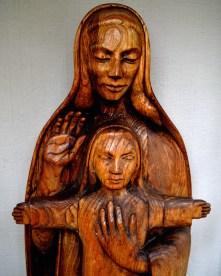 3-Madona and child