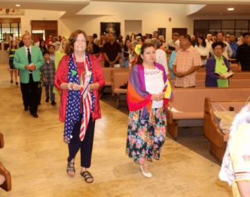 pentecost Sunday 9-18