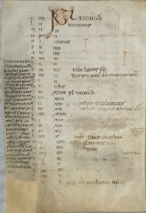 The Earliest Calendars and Martyrologies: Willibrord