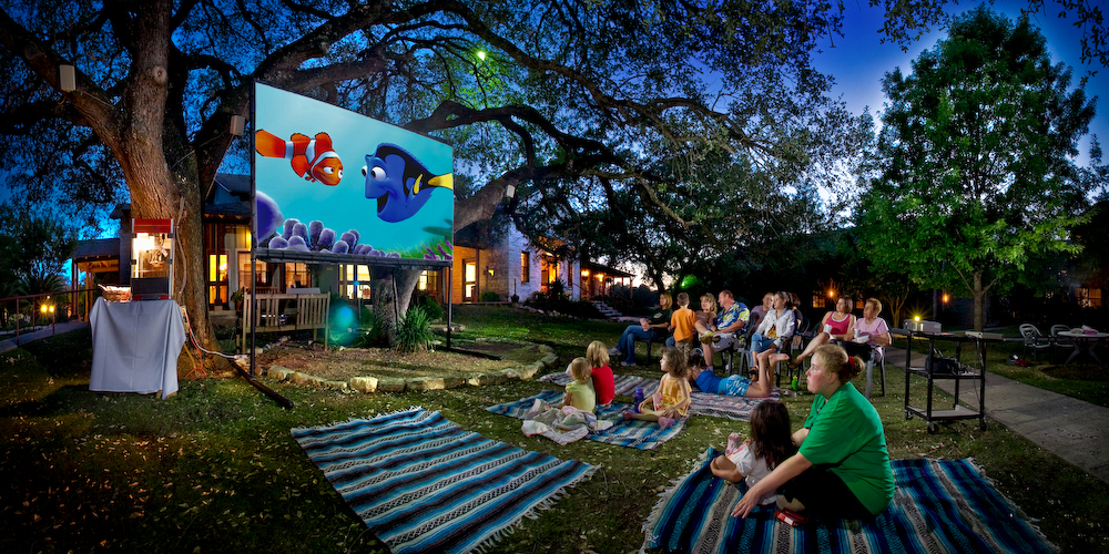 Movie Night for Date Night!
