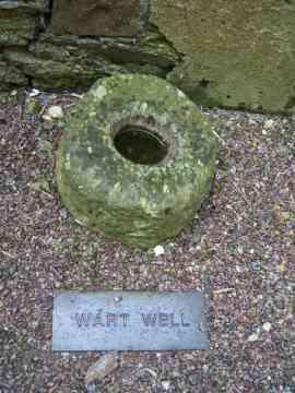 Wart well, Timoleague Abbey