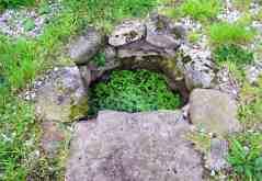 The semi circular well